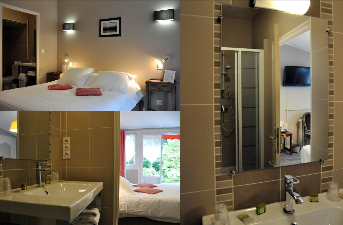 hotel en normandie