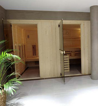 sauna en normandie h tel et spa en normandie. Black Bedroom Furniture Sets. Home Design Ideas